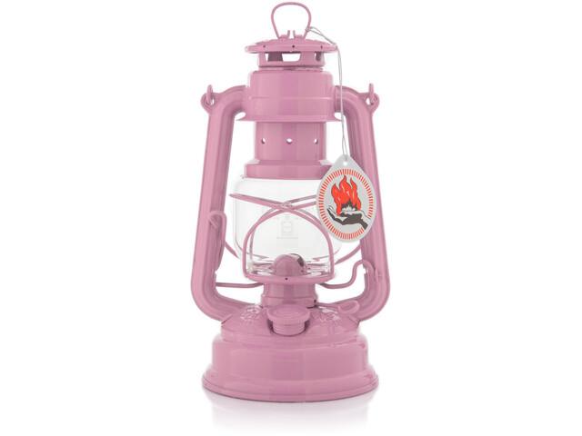 Feuerhand 276 Sturmlaterne light pink